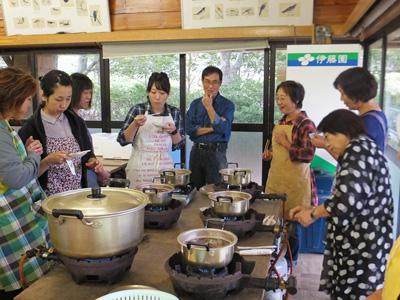栗の渋皮煮を作る