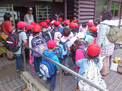 小学校の遠足