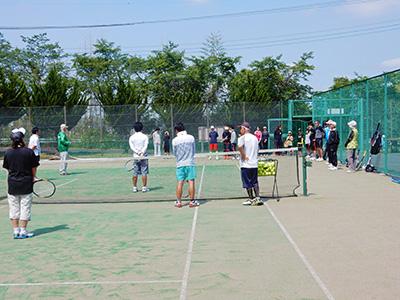 テニス教室-1