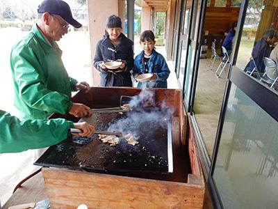 地元コラボ企画~豚肉を食べよう~