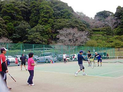 テニス教室-2