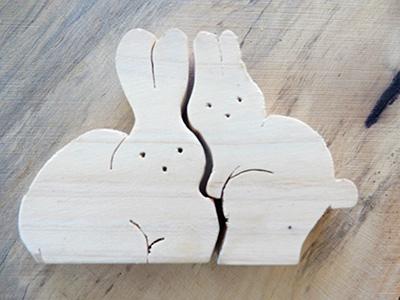 組木づくり
